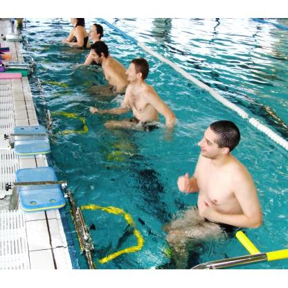 Vélo aquatique immergeable