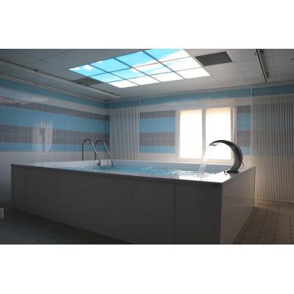 Balnéothérapie bassin vinylester