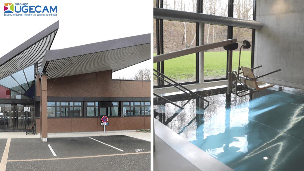 Projet balnéothérapie Hôpital de Chartres - UGECAM Centre